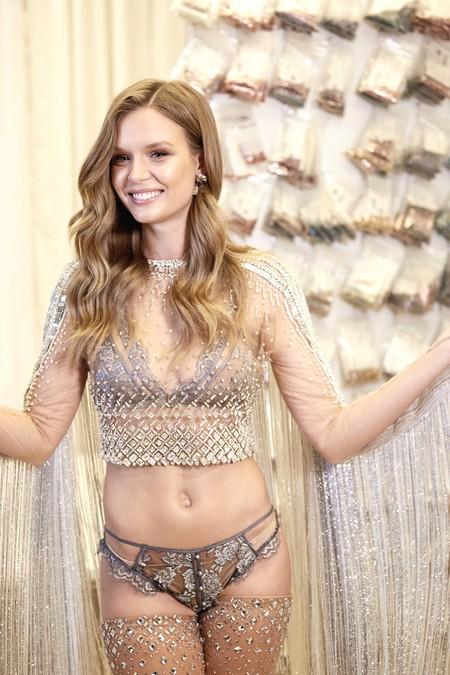 Josephine Skriver lucirá en el desfile de Victoria's Secret el look más espectacular firmado por Swarovski
