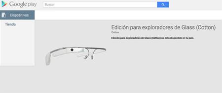 Google Glass llega a Google Play también en Estados Unidos