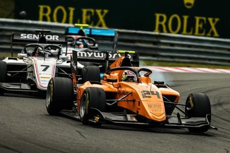 Campos Racing F2 2019