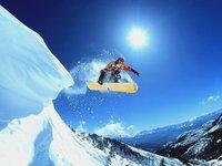 Esquiador o snowsurfer, ¿quién puede correr más?