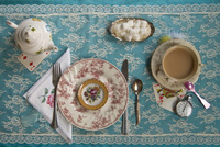 Fictitious dishes, platos de cuento por Dinah Fried