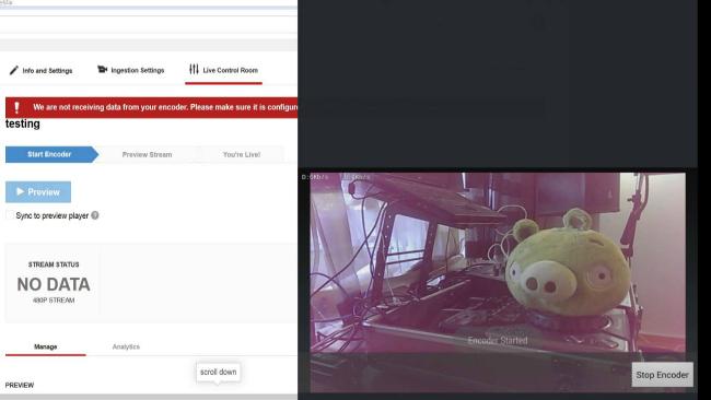 Bigvencoder Live Streaming