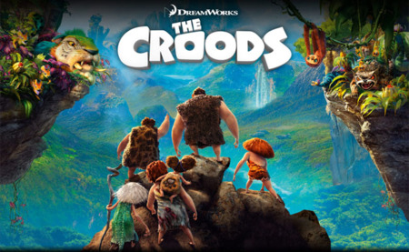 Rovio lanzará el juego oficial de Los Croods, la nueva película de animación de DreamWorks