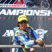Toni Elías suma y sigue en COTA para continuar como líder de MotoAmerica