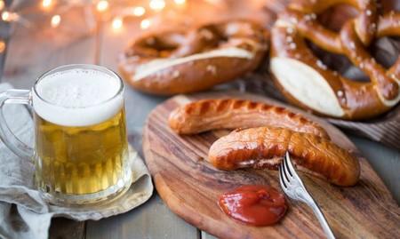 """Volksbier, un """"biergarten"""" alemán para celebrar el Oktoberfest en la Condesa"""