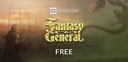 Fantasy General GRATIS y por tiempo limitado para PC, Mac y Linux para celebrar los últimos días de rebajas en GOG