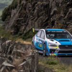 Así fue la vuelta del Subaru WRX STI que pulverizó el récord de la Isla de Man