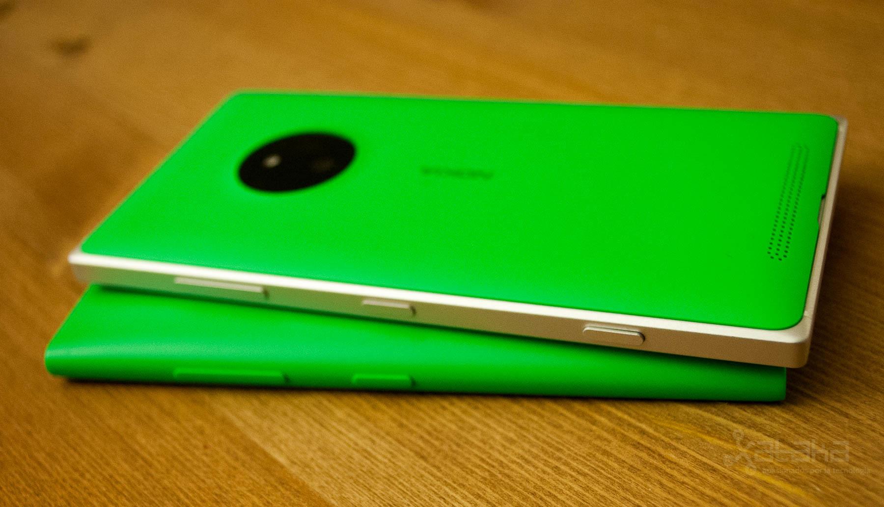 Foto de Nokia Lumia 735 y Lumia 830, análisis (7/28)