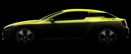 Kia Sports Coupe Concept, el futuro coupé 2+2 de Kia
