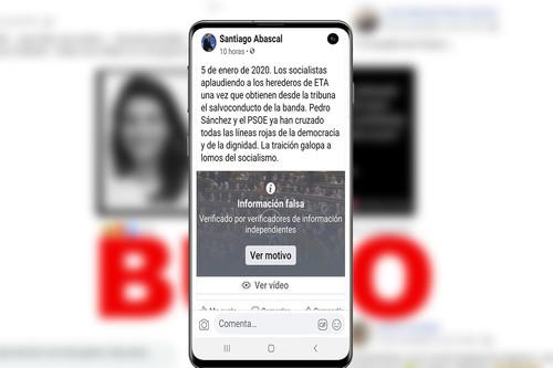 Facebook empieza a marcar contenidos como falsos en España: así funciona su nueva política contra las fake news