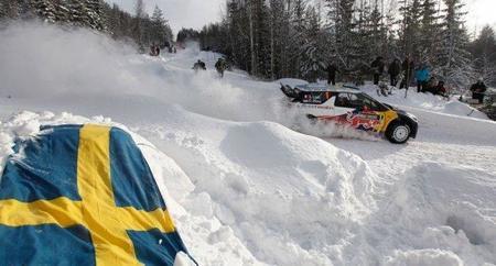 Rally de Suecia 2011: Cómo verlo por televisión