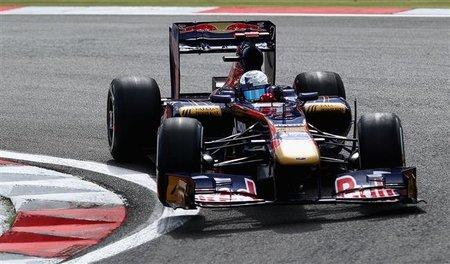 GP de Alemania F1 2011: Sébastien Buemi excluido de la clasificación por irregularidades en su gasolina
