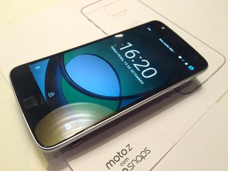 Cupón de descuento para el Moto Z Play de 64GB: 226 euros y envío gratis