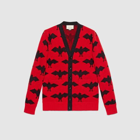 James Corden Celebra Halloween Con Un Cardigan De Lo Mas Cool Y Fashion Firmado Por Gucci 3