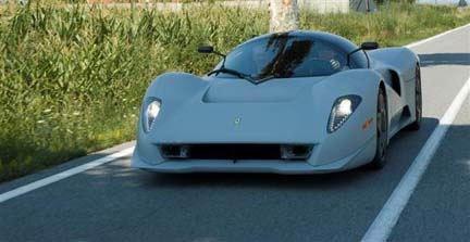 Ferrari P45