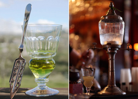 Absinthe Glass 2