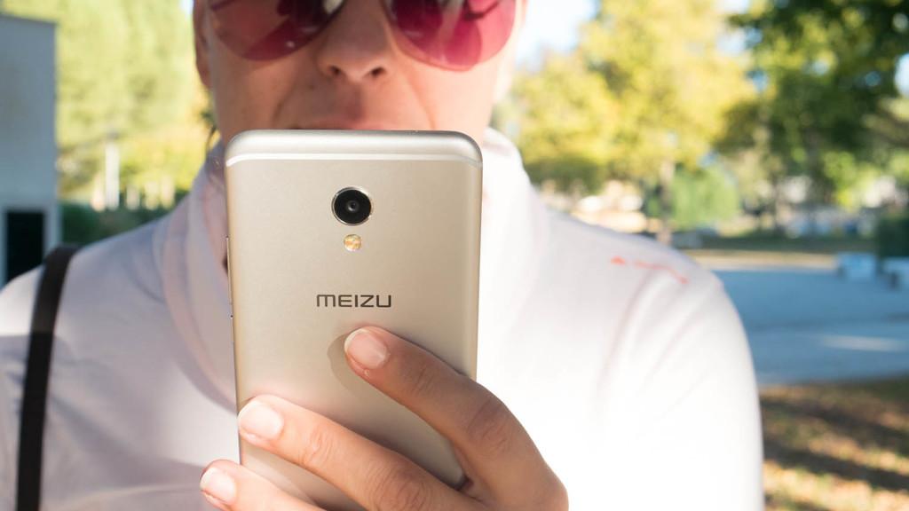 Analisis Meizu Mx6