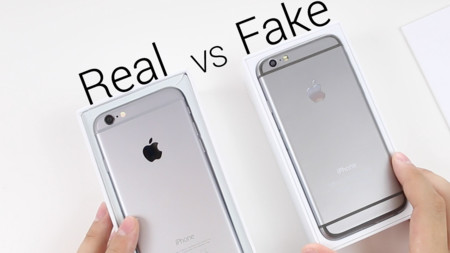 Cómo diferenciar un teléfono móvil auténtico de una
