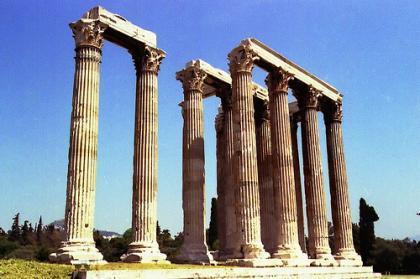 El Olimpieion - Atenas