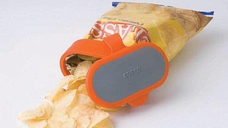 Bag Cap, para que el contenido de tus bolsas dure más