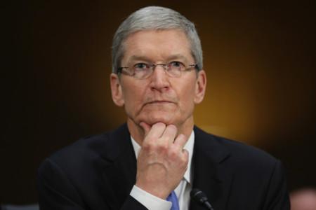 Tim Cook Irlanda Apple