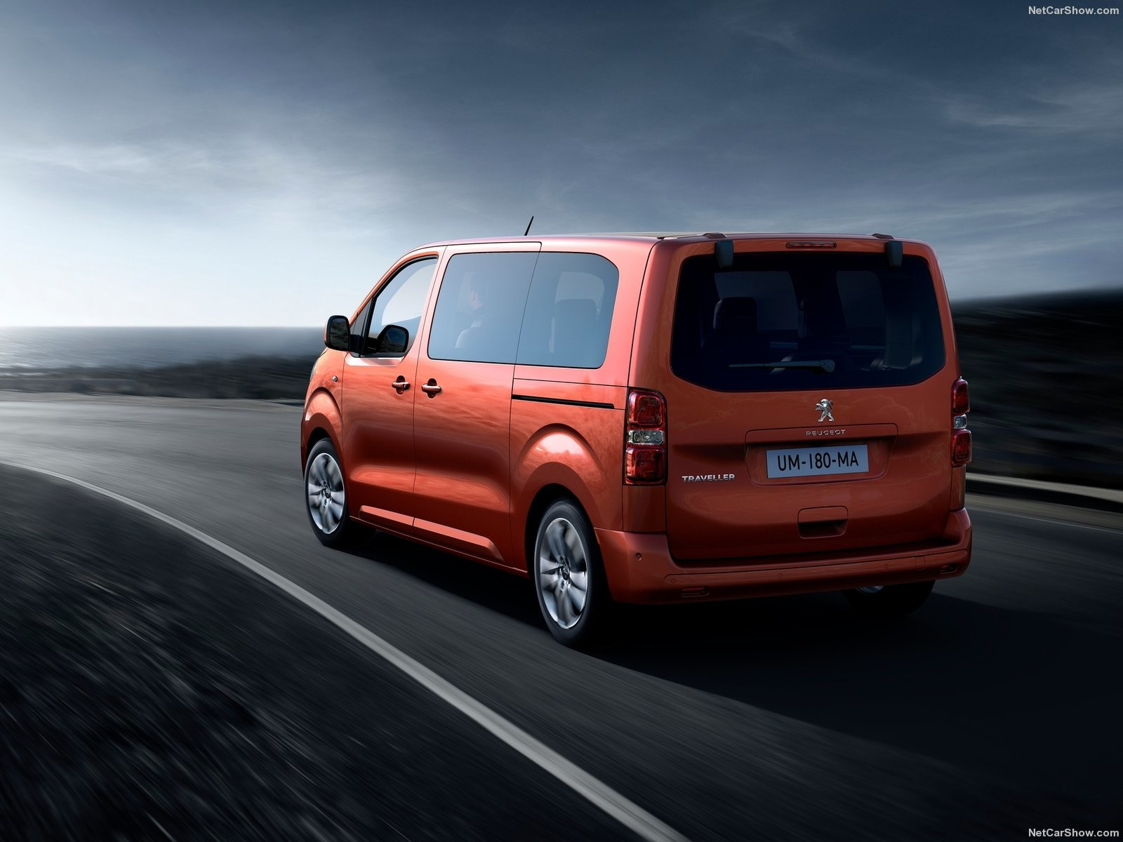 Foto de Peugeot Traveller (5/5)