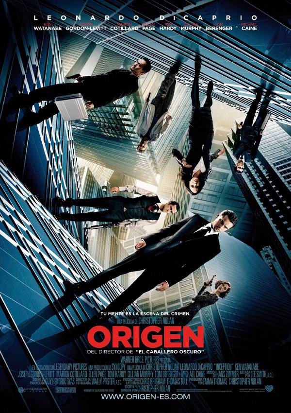Foto de 'Origen' ('Inception'), carteles de lo nuevo de Christopher Nolan (7/15)