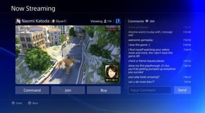 El streaming de juegos PS3 en la PS4 llegará en 2014 a EEUU, a Europa no se sabe