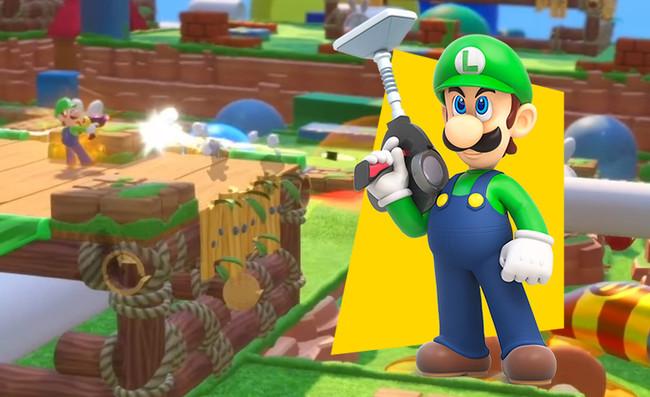 Luigi no conoce la piedad en Mario + Rabbids Kingdom Battle y estos 25 minutos de juego lo demuestran