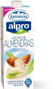 Las nuevas bebidas vegetales de Central Lechera Asturiana y Alpro