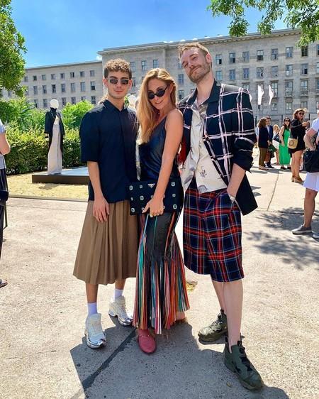 El Mejor Street Style De La Semana Fashion Week Berlin Trendencias Hombre 06