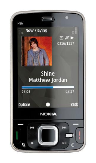 Nokia N96 a fondo