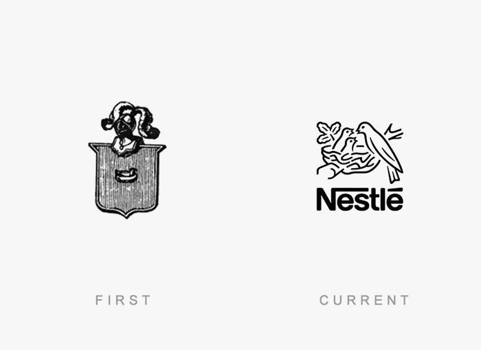 Foto de El antes y después de los logos (18/38)