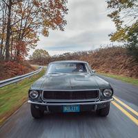 El Ford Mustang original de 'Bullitt' saldrá a subasta, y podría ser el Mustang más caro de la historia