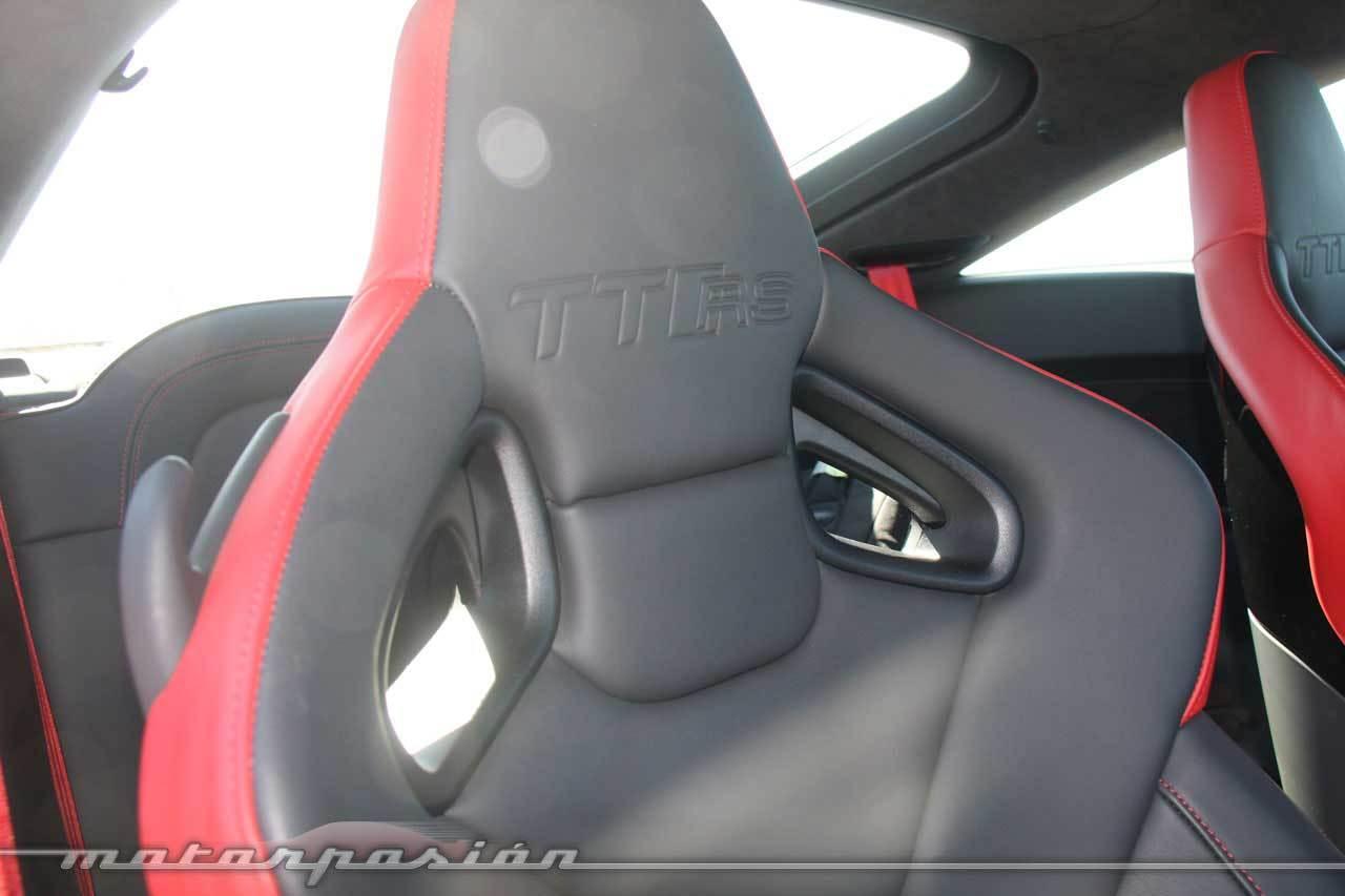 Foto de Audi TT RS S-Tronic (miniprueba) (32/51)