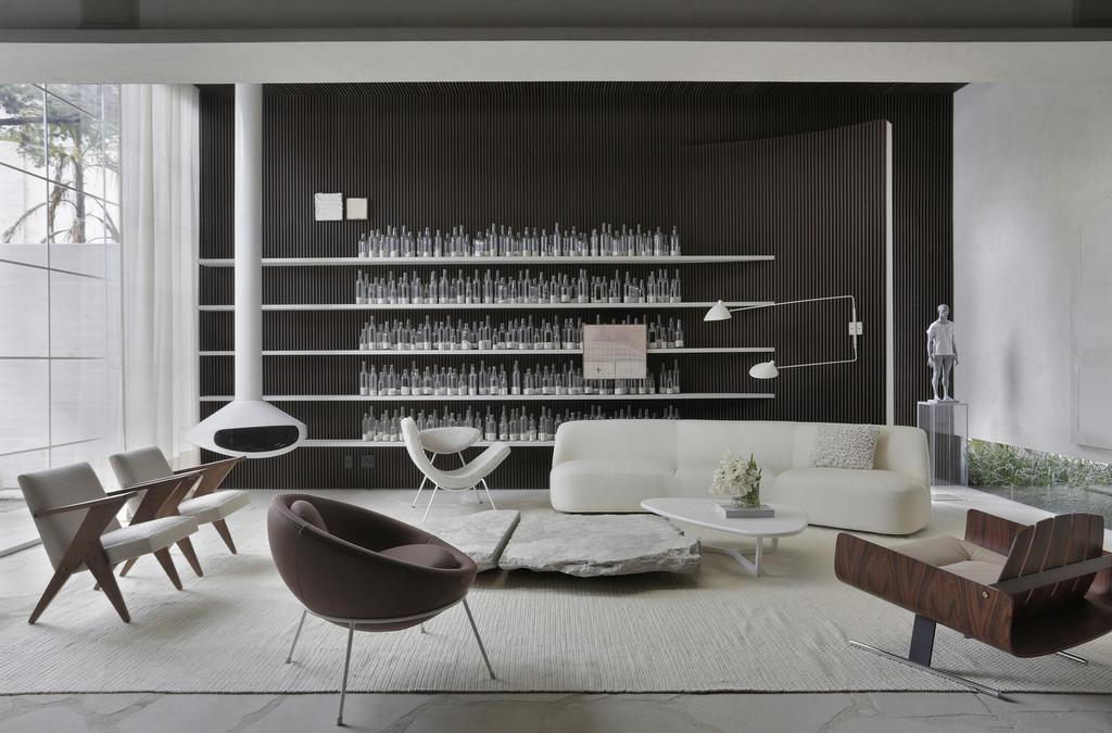 Nildo José, la joven promesa de la arquitectura brasileña nos sorprende con esta casa de un minimalismo casi obsesivo