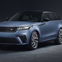 Range Rover Velar SVAutobiography Dynamic Edition, un monstruo de 550 hp que solo estará disponible en Reino Unido