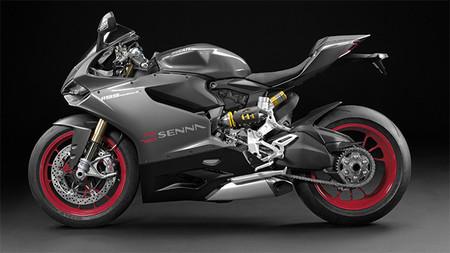 Motorpasión a dos ruedas: Ducati 1199 Panigale Senna, duelo custom by Nookbike y prueba Triumph Thruxton