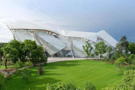 La Fondation Louis Vuitton, ¡por fin! inaugurada