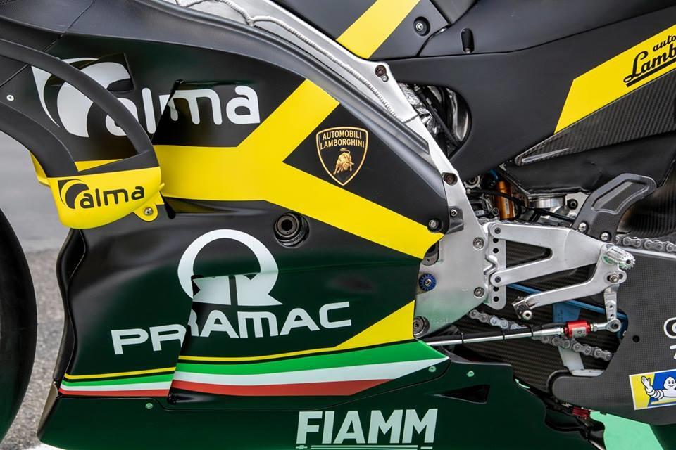 Foto de Alma Pramac Racing y Automobili Lamborghini para el Gran Premio de Italia 2018 (10/14)