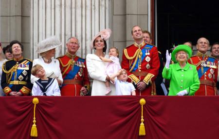 Isabel II sigue celebrando su cumpleaños con el 'Trooping the Colour'