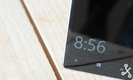 Con la actualización Amber podemos activar la pantalla de nuestro Nokia Lumia por medio de gestos