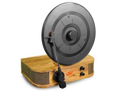 Pyle, un giradiscos vertical con el que digitalizar tu colección de vinilos