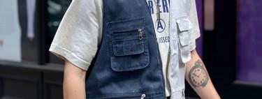 ASOS quiere que te vistas para el combate en tu próximo festival con sus chalecos de múltiples bolsillos