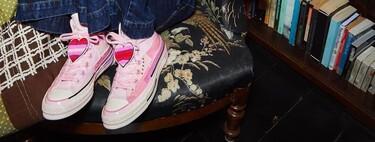 Converse, New Balance o Puma: cinco zapatillas deportivas de colores para crear looks de universidad con buen rollo