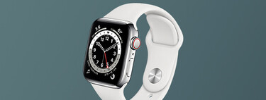 Chollazo del Apple Watch Series 5 Cellular de acero inoxidable en Amazon por 390 euros, su precio mínimo histórico