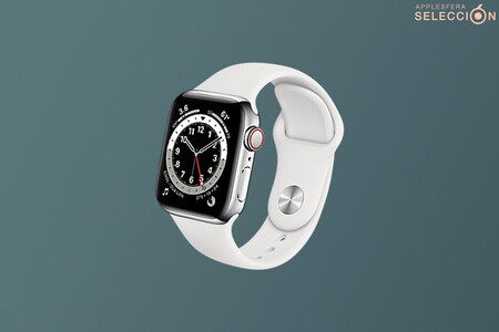 Chollazo del Apple Watch Series 5 Cellular de acero inoxidable en Amazon por 390 euros, su precio mínimo histórico
