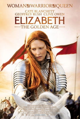Póster de 'The Golden Age' con Cate Blanchett