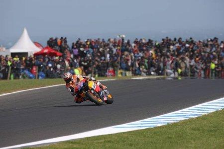 MotoGP Australia 2011: ni la lluvia impide ganar a Casey Stoner