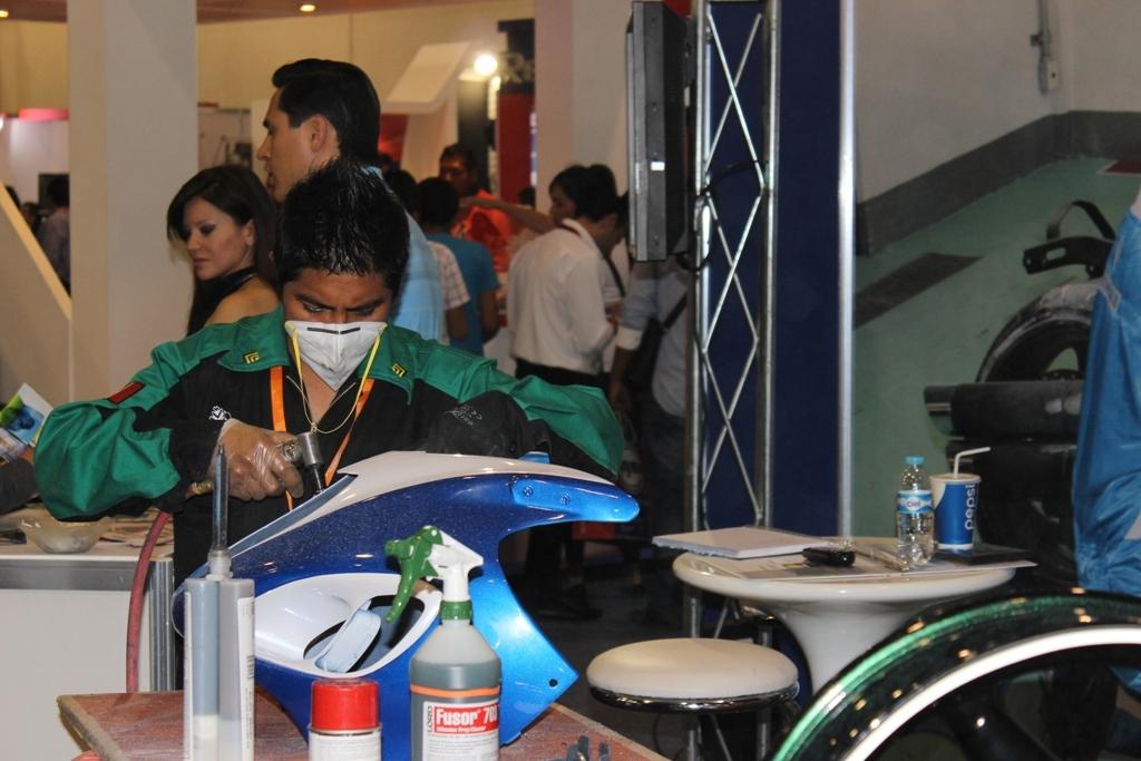 Foto de 12ª Expo Reparación y Mantenimiento Automotriz (28/38)